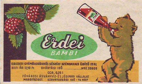 Erdei BAMBI